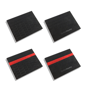Image 2 - Alcantara Bank Credit ID Card Holder Card Package Coin Purse Men Wallet Thin Case For Mercedes W204 BMW E46 E90 Audi Mustang