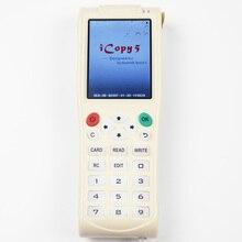 انخفاض بيع! النسخة الإنجليزية icsio 5 Icopy5 البطاقة الذكية مفتاح آلة تتفاعل NFC ناسخة IC/قارئ الهوية/الكاتب الناسخ