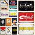 Велосипедный велосипед, винтажный жестяной знак, гоночная шина, металлический постер, Настенный декор, гараж, ферма, мужская пещера, Клубное...