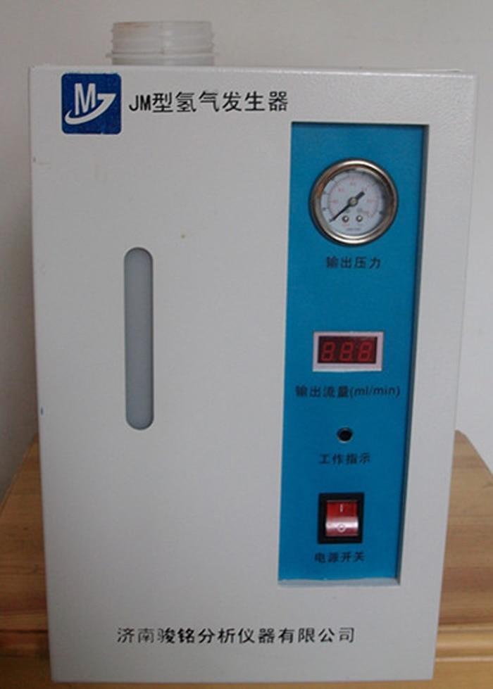Купить с кэшбэком Hydrogen Source 220V300W LED Digital Display Large Flow Rate Hydrogen Generator High Purity Gas Generating Equipment  JM300/JM50