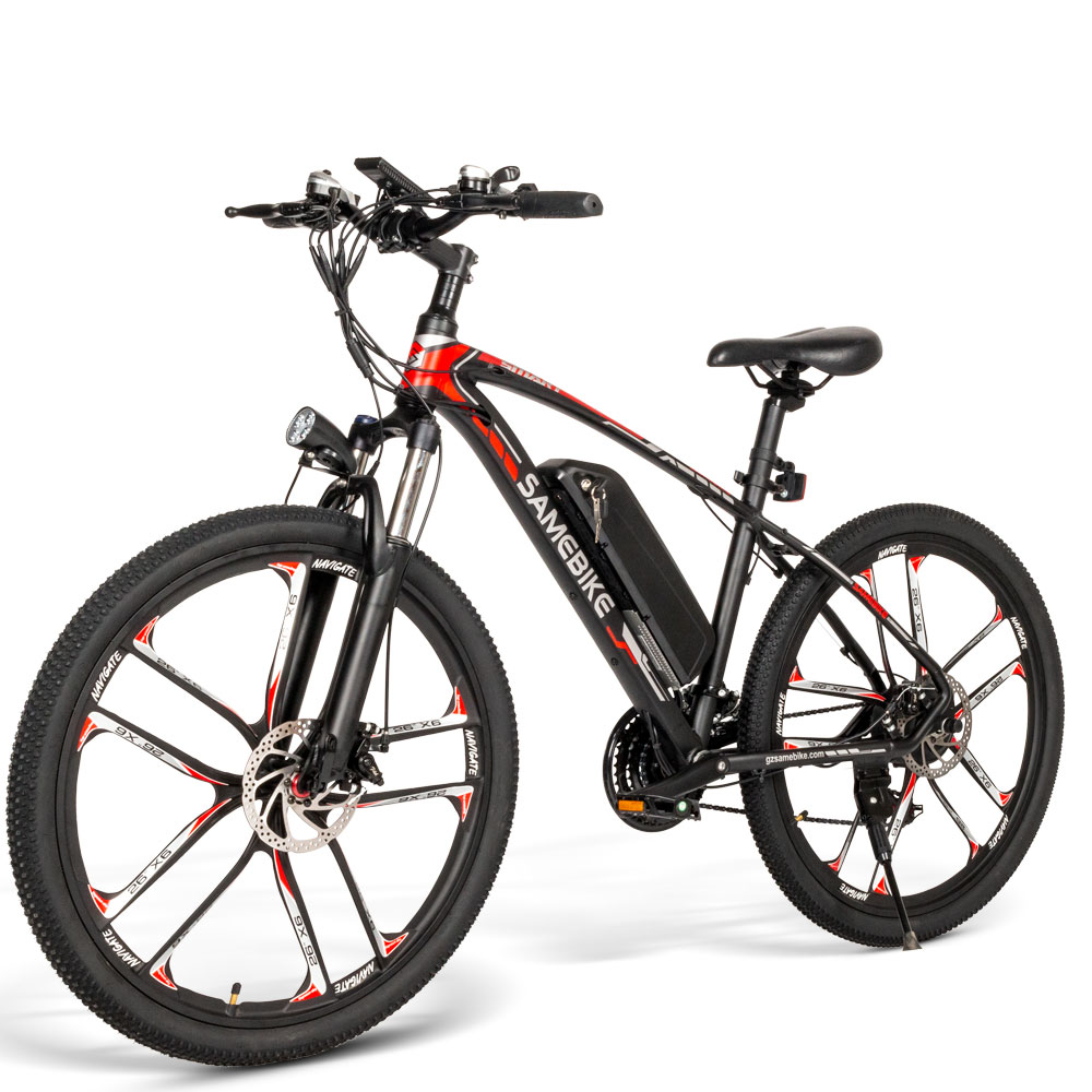 [Directo de la UE] SAMEBIKE MY-SM26 350W 48V 8Ah 26 pulgadas bicicleta...