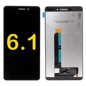 Image 4 - Trafalgar LCDสำหรับNokia 6.1 PlusจอแสดงผลLCD X6 2018 TA 1045 TA 1050 1016 1068หน้าจอสัมผัสสำหรับNokia 6 6.1จอแสดงผลLCDเปลี่ยน