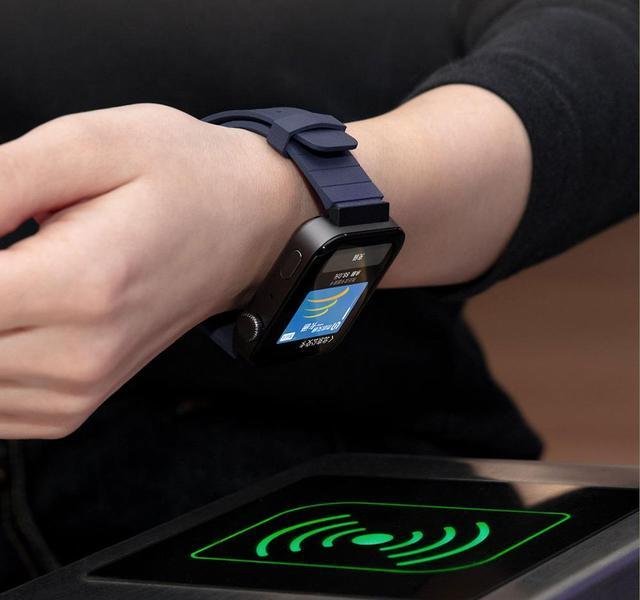 Xiaomi MI Smart Watch GPS NFC WIFI ESIM PhoneCall Bracelet Android Wristwatch Sport Bluetooth Fitness Heart Rate Monitor Tracker 4