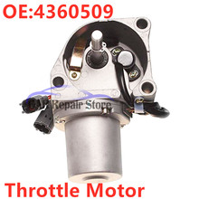 NEW Throttle Motor For Hitachi Excavator Part OEM 4360509 4614911 KP56RM2G-019 EX-5 EX200-5 excavator parts ex throttle control cable for hitachi direct manufacturer single cable
