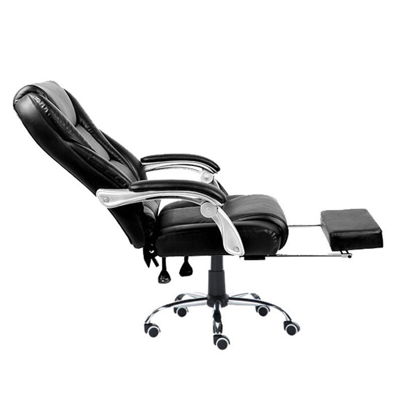 Luxury Quality  Silla Gamer Live Boss Esports Chair Can Lie With Footrest Massage Wheel Synthetic Leather Office Furniture