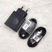 Lenovo-cargador portátil K12 Z6 Z5 Z5S Pro K5 K3, adaptador de corriente de carga rápida, Cable Micro/tipo C, accesorios para teléfono móvil