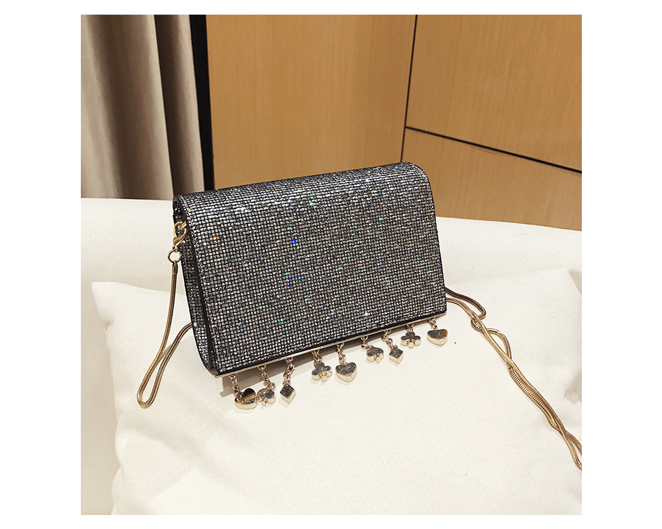 H7bb2e3ed22b0459691bab2673c577af6f - Women Sequin Glitter Evening Clutch Bag Ladies Sparkly Design Wedding Party Shiny Handbag Lady Chain Metal Shoulder Bag