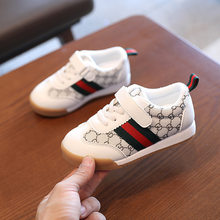 2021 crianças sapatos de bebê crianças sapatos esportivos para meninos meninas do bebê crianças apartamentos tênis moda casual infantil sapatos macios escola