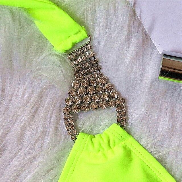 Diamond Bikini Set