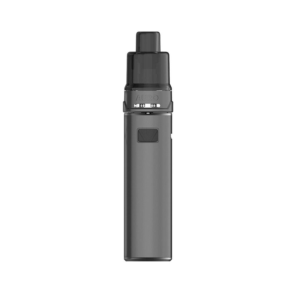 Новый оригинальный KangerTech AURO стартовый комплект Wi 2000 мАч встроенный аккумулятор и 2 мл бак и светодиодный индикатор Vape Kit vs Vinci X/Aegis Boost