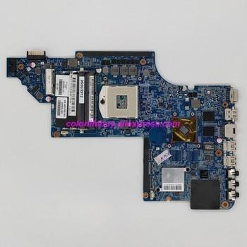 цена на Genuine 665986-001 6490/1G HM65 Laptop Motherboard Mainboard for HP Pavilion DV7 DV7-6000 DV7T-6B00 DV7T-6C00  Notebook PC