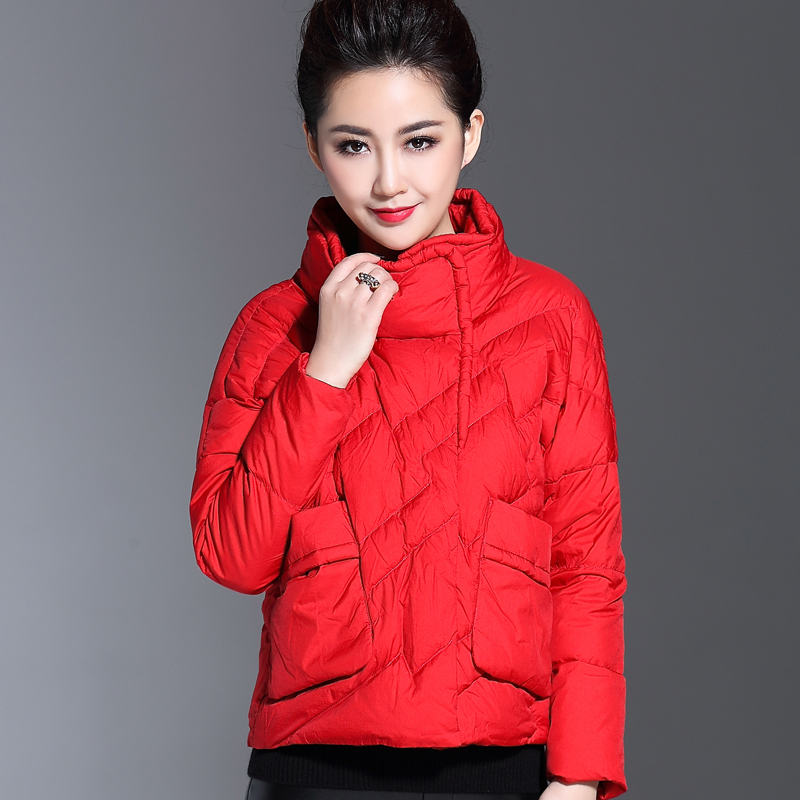 2020 Duck Down Jacket Women Winter Plus Size Green Womens Coats Outerwear Women's Jackets Chaquetas Invierno Mujer KJ379