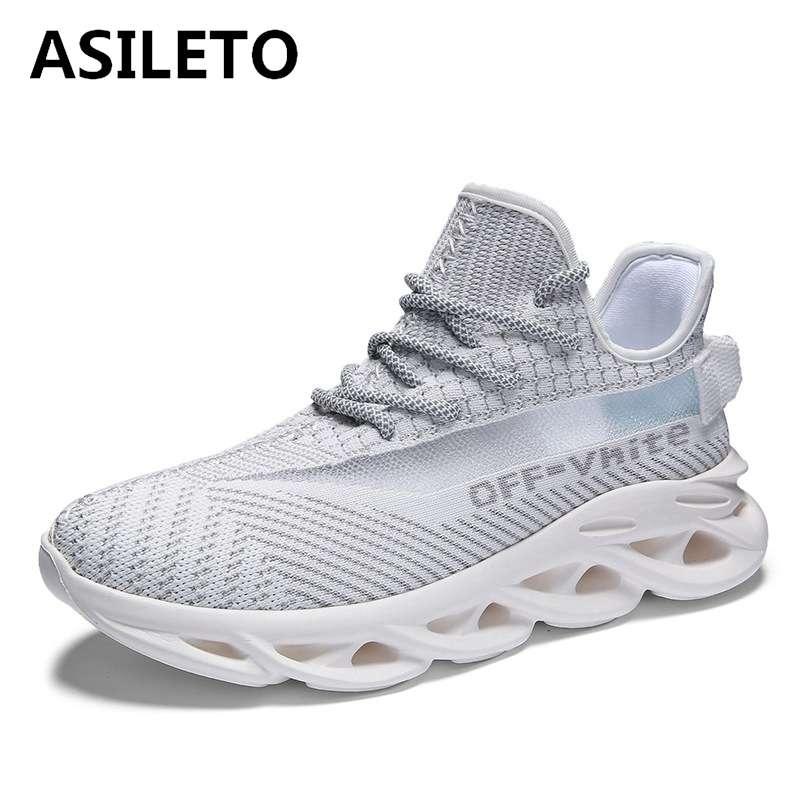 ASILETO Women Sneakers Platform Femininos Shoes Tenis Causal Chaussures Cross-Tied Knitting