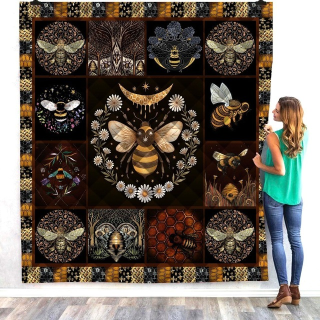 Dropshipping-Butterfly-Bee-Print-Quilt-For-Kids-School-Adults-Bed-Soft-Warm-Thin-Blanket-Cotton-Quilt.jpg_640x640 (1)