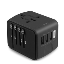 цена на Travel adapter Universal Power Adapter Charger worldwide adaptor wall Electric Plugs Sockets Converter for mobile phones