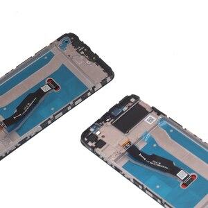 Image 5 - الأصلي LCD لهواوي الشرف 9A LCD شاشة تعمل باللمس الجمعية ل الشرف 9A MOA LX9N LCD التمتع 10E LCD عرض مع الإطار