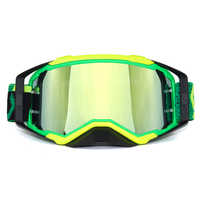 Motocross Off-Road ATV Dirt Bike MX Downhill DH Goggles Ski Snowboard Brille Motorrad Racing Brillen Austauschbare Objektiv