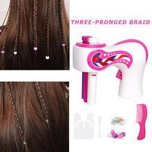 Electric Automatic Hair Braider Three Strands Hair