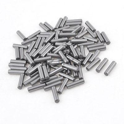 100 Pcs Stainless Steel 3.4mm X 15.8mm Dowel Pins Fasten Elements