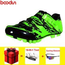 BOODUN Cycling Shoes men sapatilha ciclismo mtb 16-IN-1 Tool Mountain Bike Breathable SPD Lock Riding Bicycle Racing Shoes boodun breathable mountain cycling shoes leisure sports outdoor mtb road bike bicycle lock riding shoes women