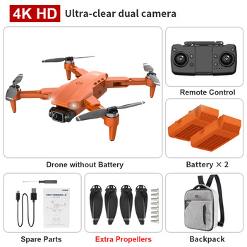 Drone L900 Pro 5G GPS 4K Dron with HD Camera FPV 28min Flight Time Brushless Motor Quadcopter Distance 1.2km Professional Drones 21