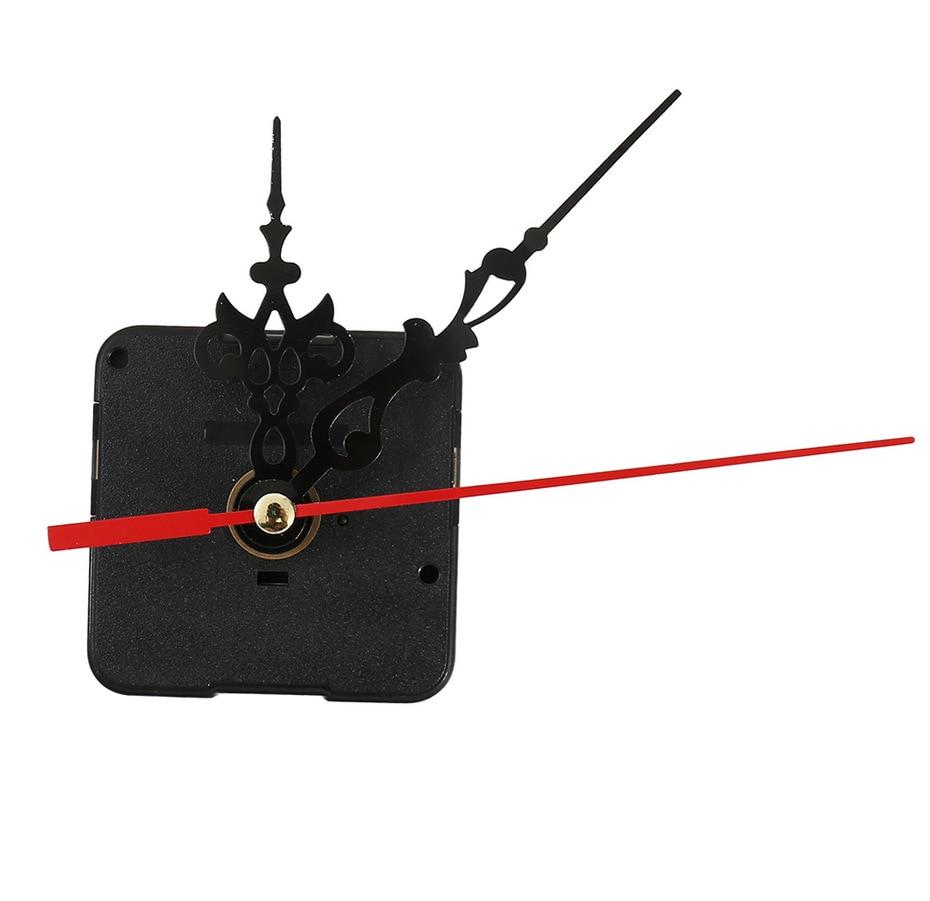 Quartz Watch Movement Silent 365 Watches Movement+Flower Needle For DIY Clock Replacement Kit