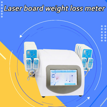 2020 New Design High Quality Fat Loss Lipo Laser 14 Pads Fat Burning & Cellulite Removal Beauty Body Shaping Slimming Machine