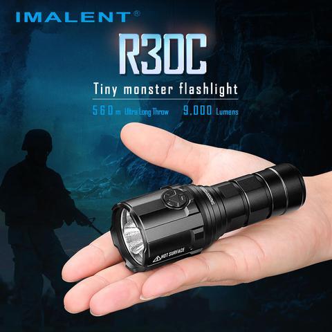 tipo c usb recarregavel lanterna por 21700 bateria para caca busca resgate 02