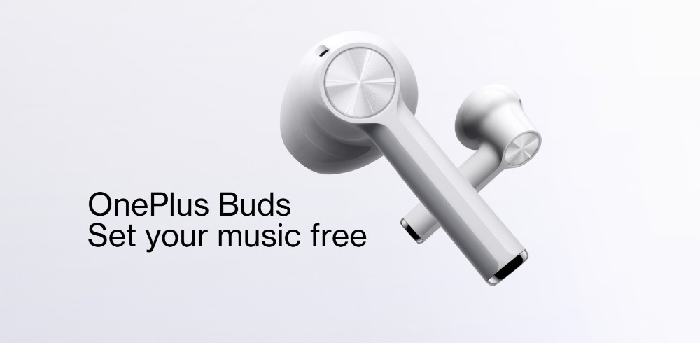 OnePlus Buds True Wireless Earbuds 5