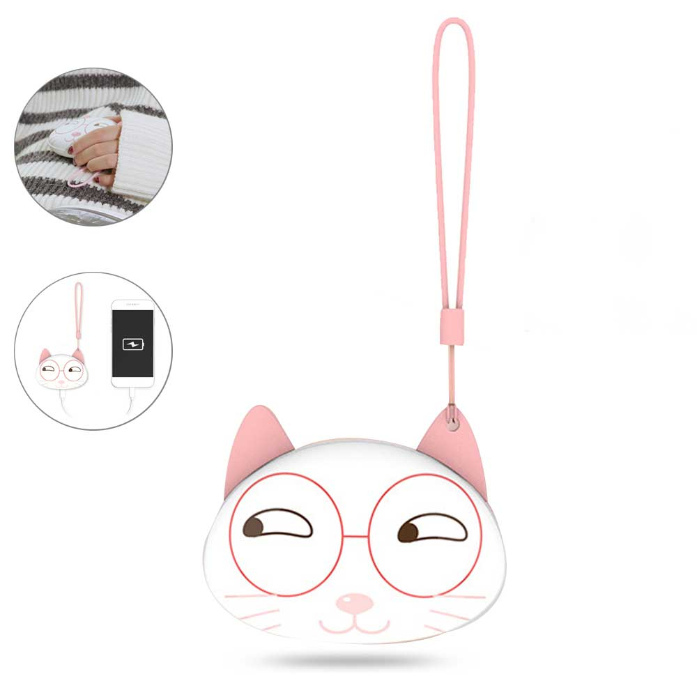 Cute Hand Portable Mini 5V Warmer 17