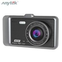 4 Car Dash Dual Camera Night Version Cam Front and Rear Lens Portable Driving Recorder Dashcam HD Mirror A60