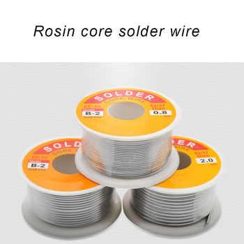 ดีบุกตะกั่วบัดกรีบัดกรีลวด Rosin Core SOLDER ลวดบัดกรี International ตะกั่วมาตรฐานความอดทน