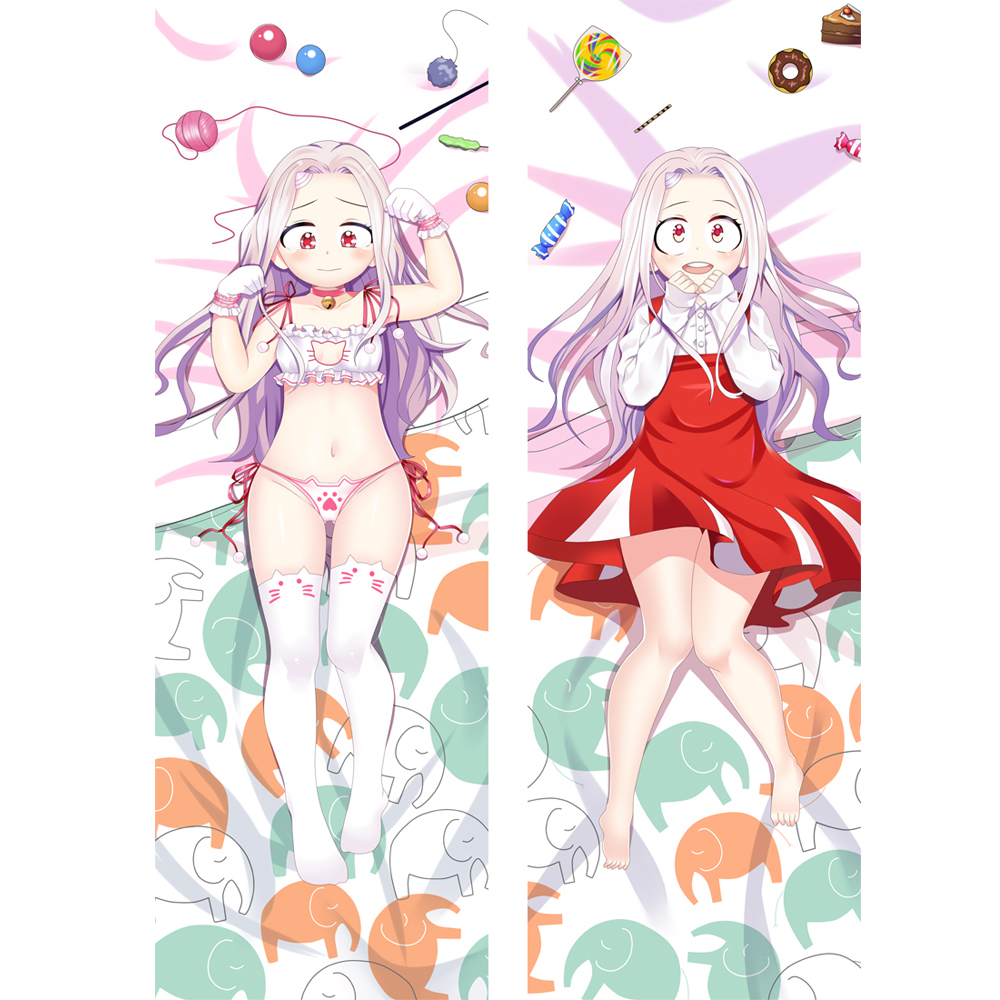 2020 New Design Anime My Hero Academia Eri Dakimakura Hugging Body Pillow Case Otaku Home Bedding