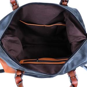 Image 5 - IMYOK Womens Vintage Leather Boston Bag Luxury Brand Designer Handbags Ladies Hand Shoulder Bags for Women 2020 Hot Sale Bolsos