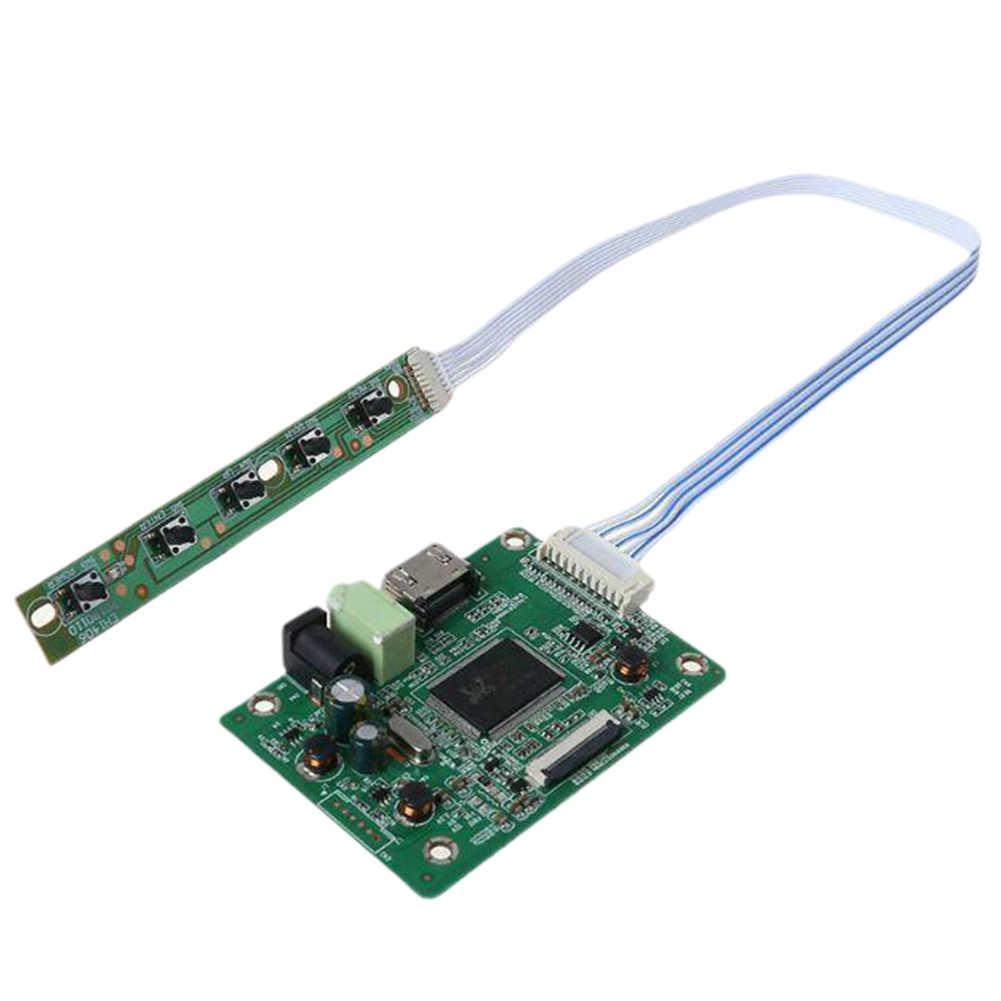 EDP LED FAI DA TE Parte Del Computer Portatile del Monitor HD Pannello 30pin Arcade Ingresso Audio Scheda di Controllo LCD Kit HDMI VGA DVI Accessori di ricambio