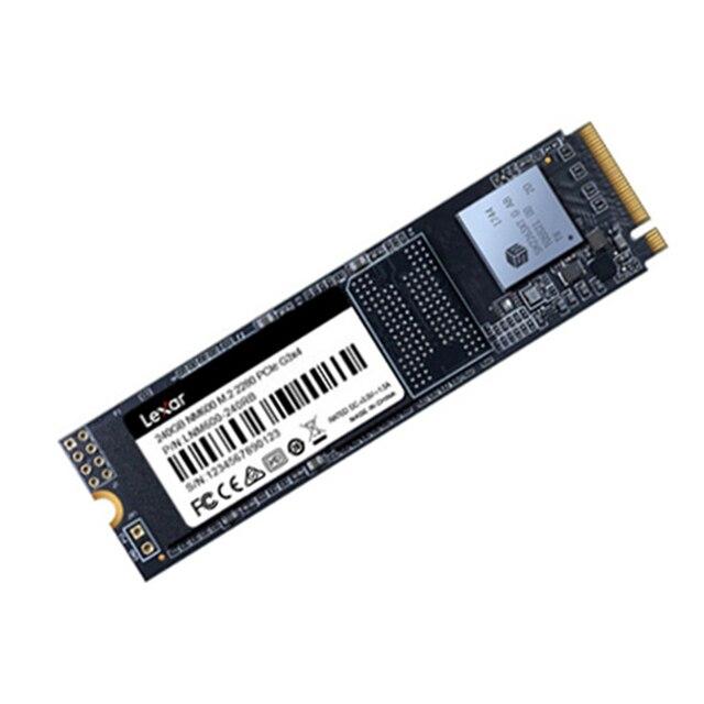 Unidad de estado sólido Lexar NM610 1TB M2 estado sólido M.2 NVMe SSD 2280 PCIE sistema de ordenador de alta calidad disco duro