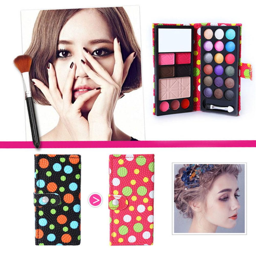 26 Colors Women Makeup Eyeshadow Palette Eye Shadow Cosmetic with Fashion Case Eye Shadow