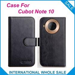 На Алиэкспресс купить чехол для смартфона cubot note 10 case 6 colors flip slots leather wallet cases for cubot note 10 cover slots phone bag credit card