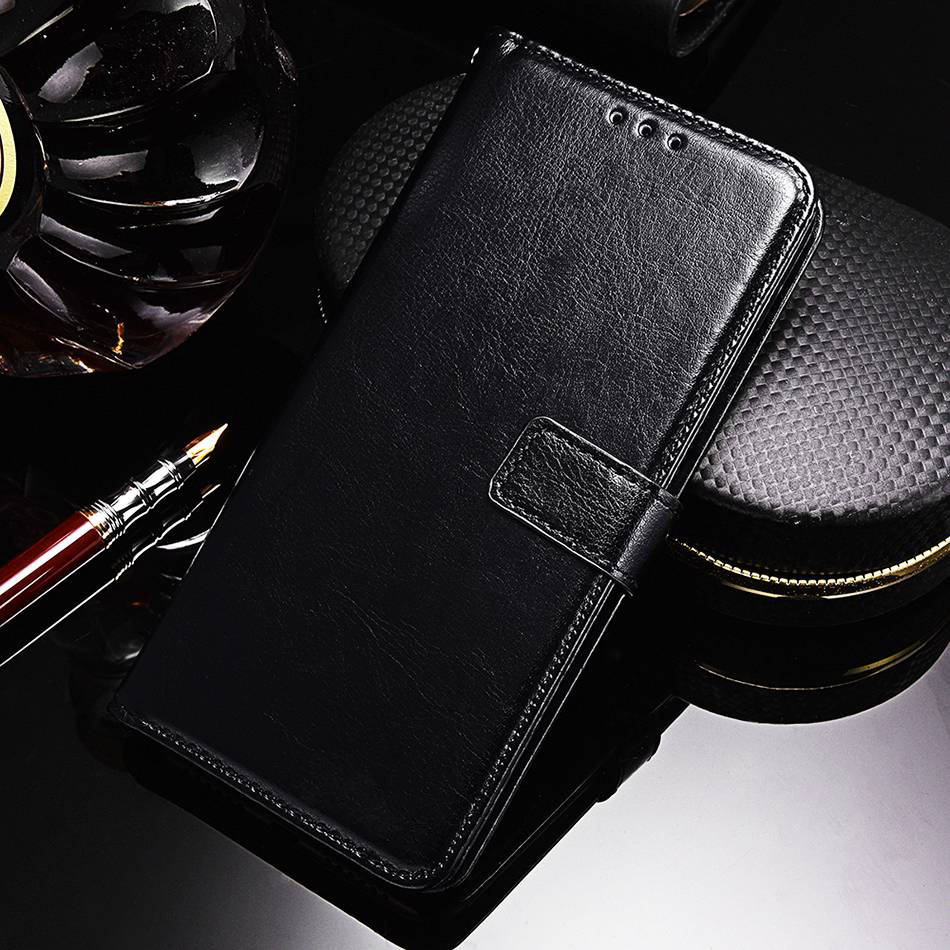 Wallet Black Phone Cases <font><b>Covers</b></font> for <font><b>Nokia</b></font> 9 Pure View 230 215 <font><b>130</b></font> 105 106 3310 2017 640 950 XL Leather Flip Case Shell Fundas image