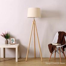 Nordic Massivholz Tisch Lampen Schlafzimmer Nacht Leuchten Schreibtisch Licht Wohnzimmer Dekoration Home Küche Leuchte Schreibtisch Lampe Beleuchtung