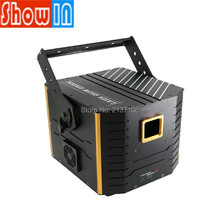 3W/4W/5W Full Color LED Animation Laser Light DMX ILDA Control for Music Show Performance Nightclub Bar Decor Stage DJ Lighting(China)