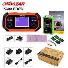 OBDSTAR X300 PRO3 키 마스터 표준 구성 immobilizer 주행 거리계 조정 EEPROM for Toyota G & H 칩 모든 키 손실