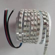 [Sete neon] nova tira rgb led dc12v smd 4040, ultral magro 5mm fpbc 120led/m,15 w/m, fita led super brilhante, luz de tira colorida