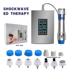 Touch Screen ED Electromagnetic Extracorporeal Shock Wave Therapy Massage Gun Pain Relief Shockwave Therapy Machine Health Care(China)