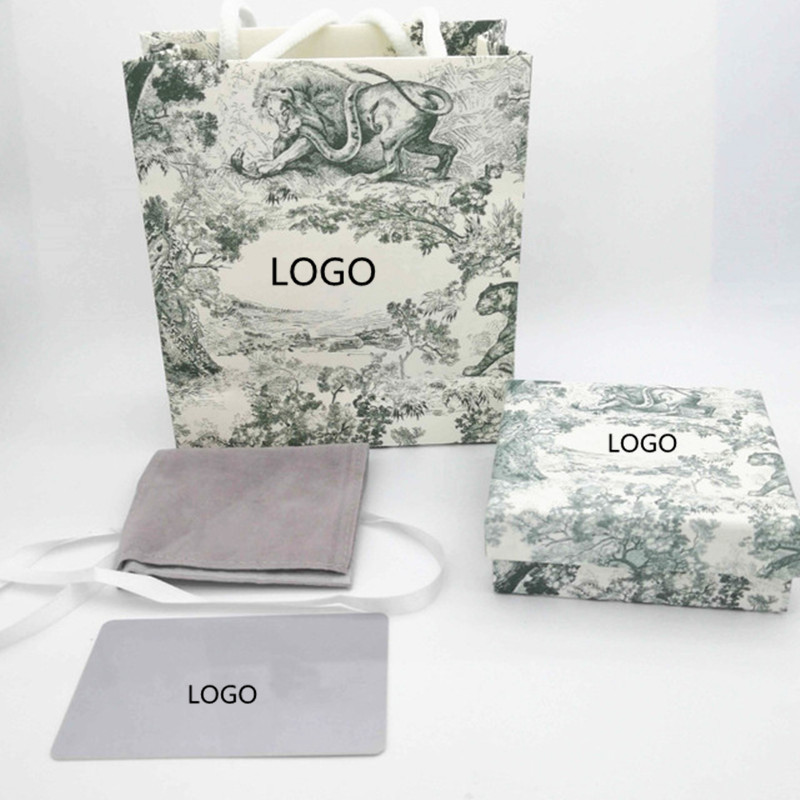 Fashion Trend New Jewelry Box European And American Style Holiday Gift Box
