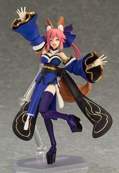 Anime Fate Extra Fate Grand Order Caster Tamamo No Mae Figma 304 PVC Figma Figures Model Doll Toy Gift 2