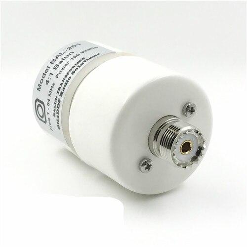 BH4DDF Short Wave Balun Antenna Balun 4: 1 BAL-201