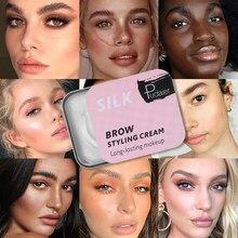 3D Feathery Sobrancelhas Bálsamo Maquiagem Styling Sobrancelhas Kit Eye Brow Shaping Definir Creme Gel Sabão Beleza Ferramentas de Maquiagem À Prova D' Água TSLM2