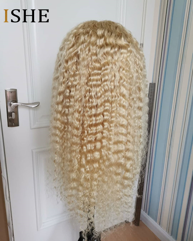 613 blonde hair wig for black women2