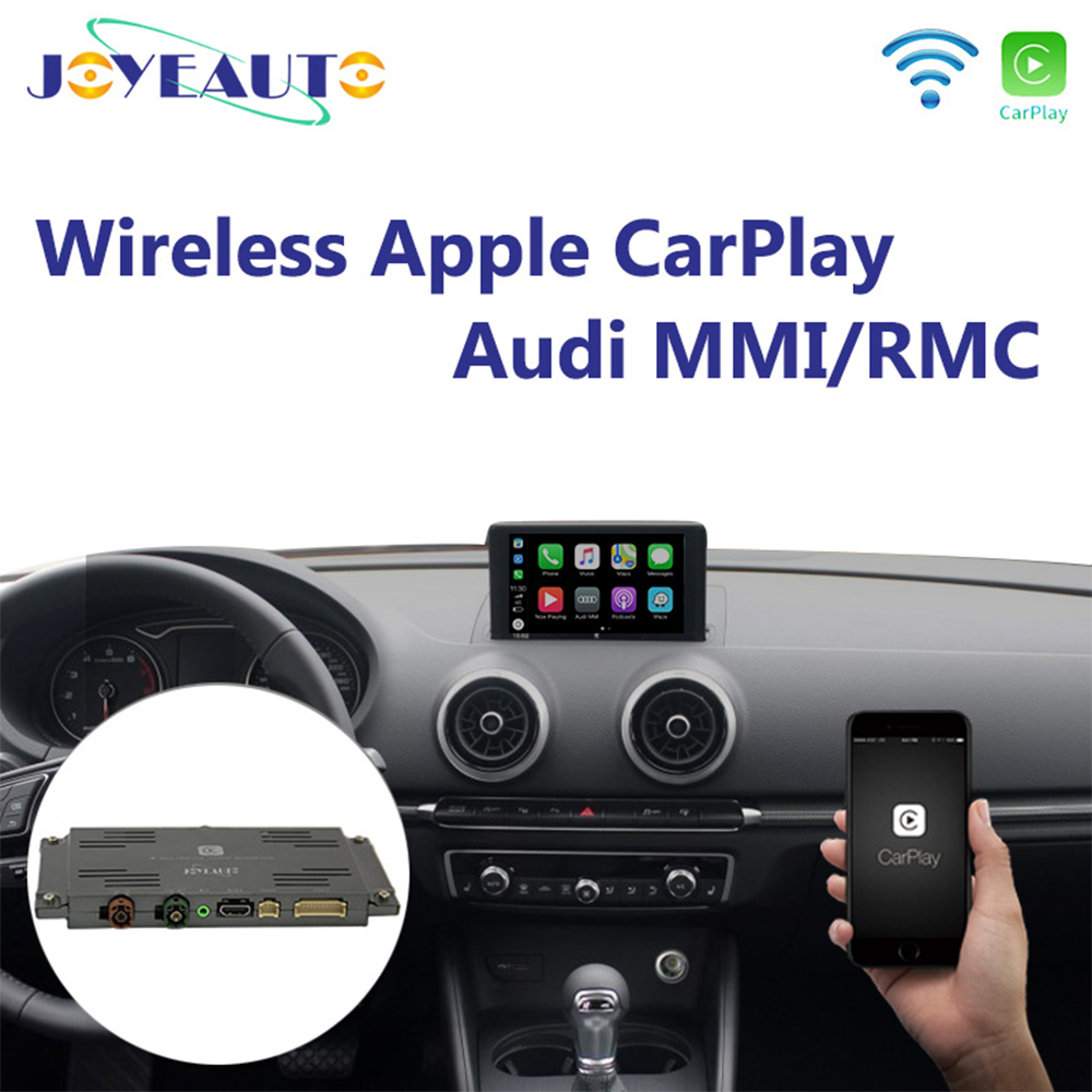 HOT SALE] Wireless Apple CarPlay / Android auto(by USB) Box